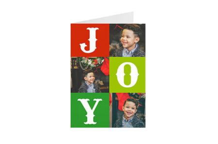 Postkaart Joy