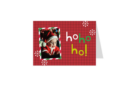 Postkaart HoHoHo