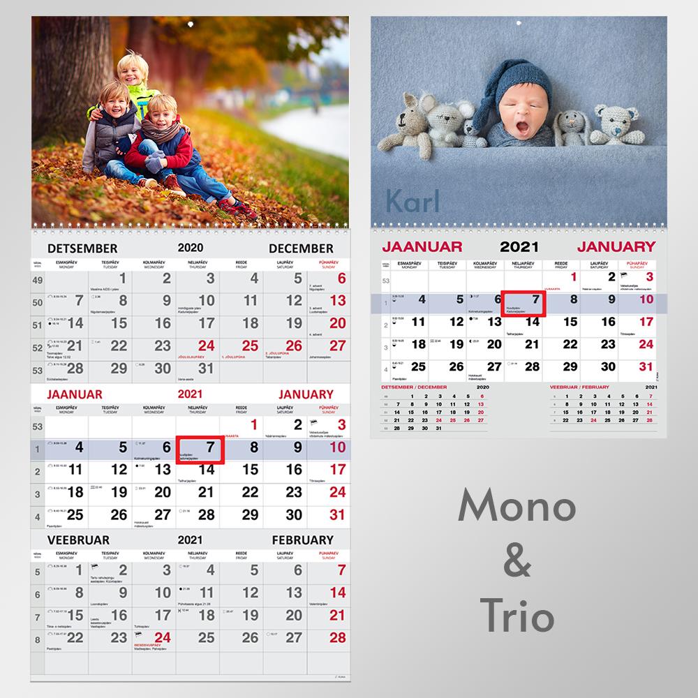 Mono & Trio