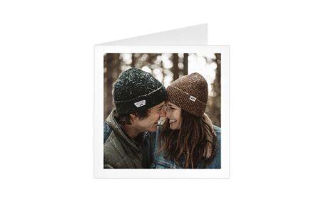 Lihtne postkaart oma pildiga