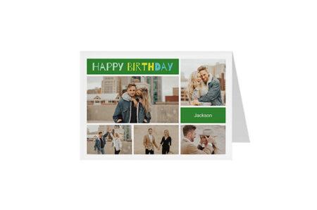 Postkaart sünnipäevaks