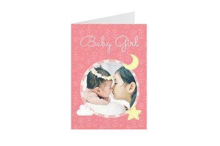 Postkaart Beebi