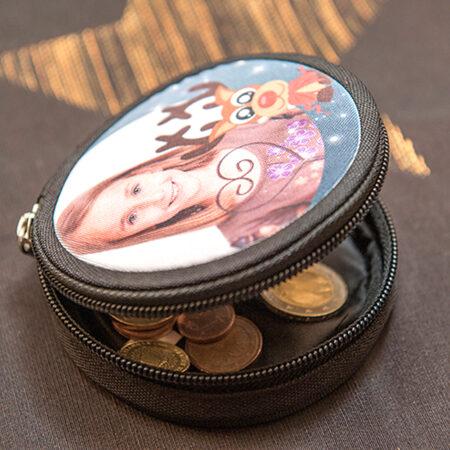 Oma pildiga rahakott