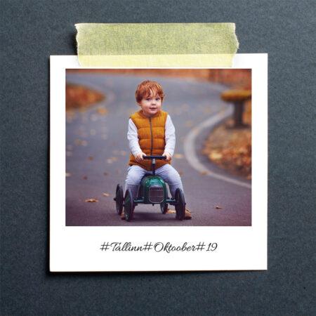 Instafoto 10x10 Polaroid